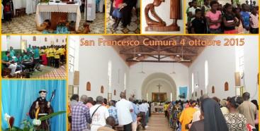 San Francesco – Cumura – 4 ottobre 2015