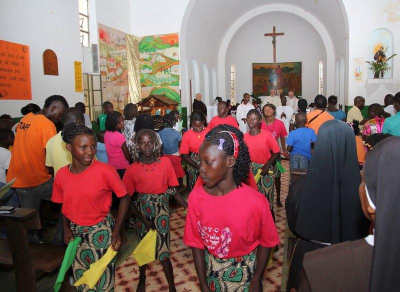 Natale 2012 a Cumura – Guinea Bissau