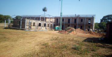 Foto del nuovo convento di Cumura – Giugno 2019